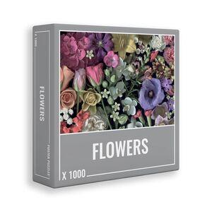 PUZZLE FLOWERS 1000
