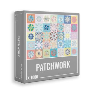 PUZZLE PATCHWORK 1000