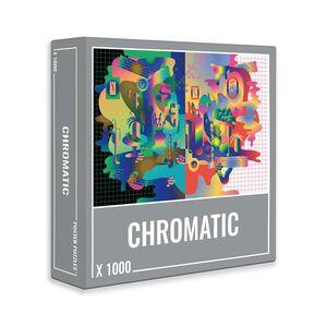 PUZZLE CHROMATIC 1000