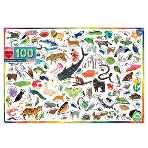 PUZZLE ANIMALES 100 PIEZAS