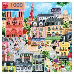 PUZZLE PARIS 1000