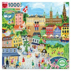 PUZZLE COPENHAGE 1000