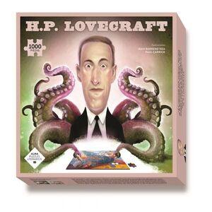 PUZZLE H.P. LOVECRAFT (1000 PIEZAS)