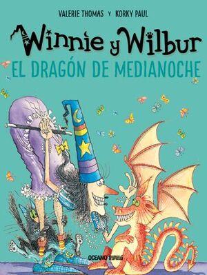 WINNIE Y WILBUR EL DRAGON DE MEDIANOCHE