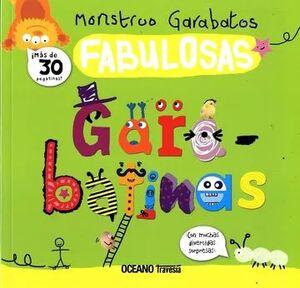 MONSTRUO GARABATOS - FABULOSAS GARABATINAS