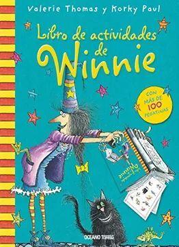 LIBRO DE ACTIVIDADES DE WINNIE (CON PEGATINAS)