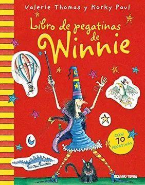 EL LIBRO DE PEGATINAS DE WINNIE