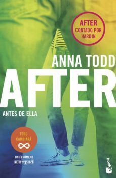 AFTER, ANTES DE ELLA