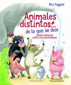 ANIMALES DISTINTOS... DE LO QUE SE DICE