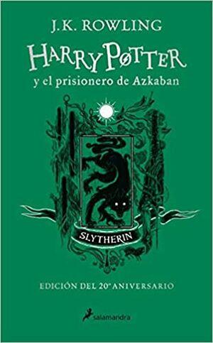 HARRY POTTER Y EL PRISIONERO DE AZKABAN (VERDE)