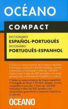 OCÉANO COMPACT. DICCIONARIO ESPAÑOL-PORTUGUÉS / PORTUGUÊS-ESPANHOL