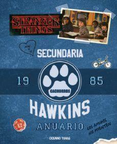 ANUARIO DE LA SECUNDARIA HAWKINS 1985