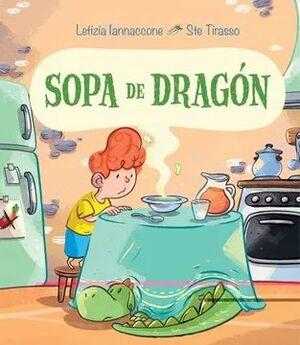 SOPA DE DRAGÓN