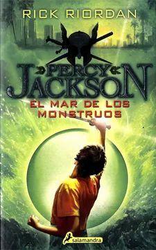 PERCY JACKSOON EL MAR DE LOS MONSTRUOS
