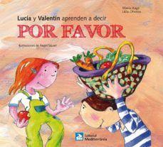 LUCIA Y VALENTIN APRENDEN A DECIR ... (2)