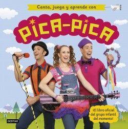CANTA, JUEGA Y APRENDE CON PICA PICA