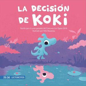 LA DECISION DE KOKI