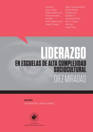 LIDERAZGO EN ESCUELAS DE ALTA COMPLEJIDAD SOCIOCULTURAL