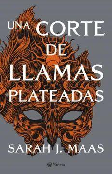 UNA CORTE DE LLAMAS PLATEADAS
