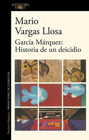 GARCIA MARQUEZ: HISTORIA DE UN DEICIDIO