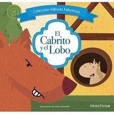 EL CABRITO Y EL LOBO