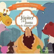 JUPITER Y LA JUNTA DE ANIMALES