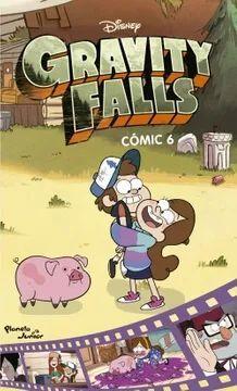 GRAVITY FALLS COMIC 6