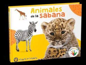 ANIMALES DE LA SABANA