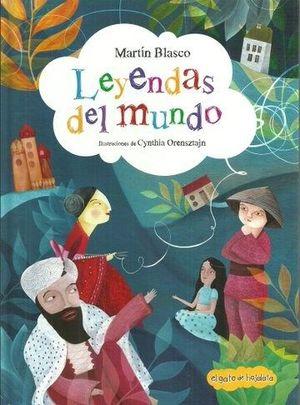 LEYENDAS DEL MUNDO