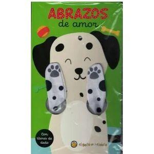 ABRAZOS DE AMOR CON TITERES DE DEDO