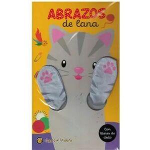 ABRAZOS DE LANA CON TITERES DE DEDO
