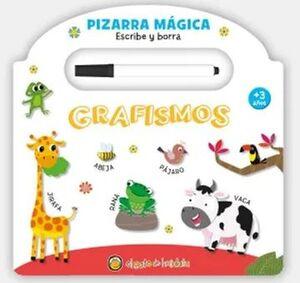 PIZARRA MAGICA GRAFISMOS