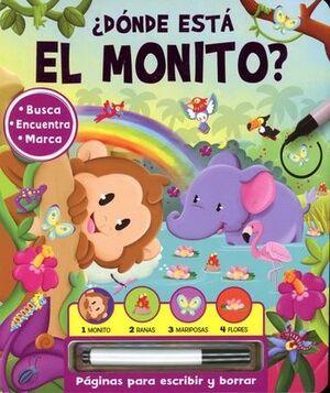 ¿DONDE ESTA EL MONITO?