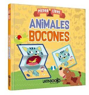 ANIMALES BOCONES