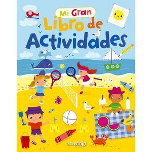 MI GRAN LIBRO DE ACTIVIDADES